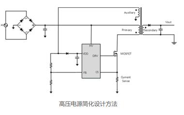 高压电源的简化设计方法详细资料说明