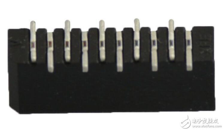 fpc连接器结构_fpc连接器原理