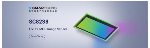 SmartClarity CMOS图像传感器系列...