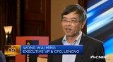 """联想CFO为""""搬出中国""""言论道歉,称表述不准确造..."""