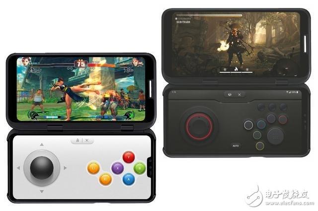LG新款V50 ThinQ 5G双屏幕手机可添加第二个显示屏
