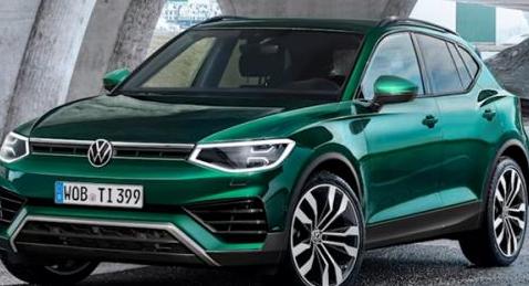 全新途观Coupe基于第三代途观升级 SUV热潮不减