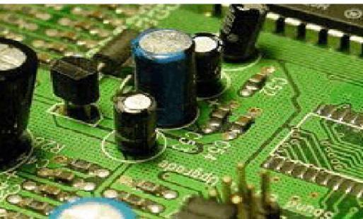 电路板电容损坏的故障特点及维修