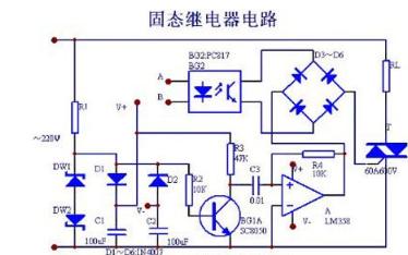 固態繼電器的工作原理分析