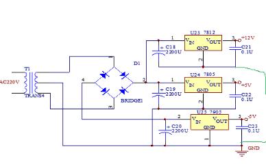 電容降壓電路原理 電容降壓電路原理圖設計