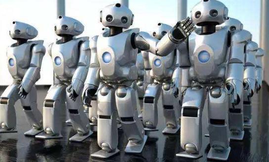 5G的到来 有助于工业机器人发展