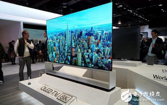 8K液晶电视要来了 连接器厂商准备好了吗