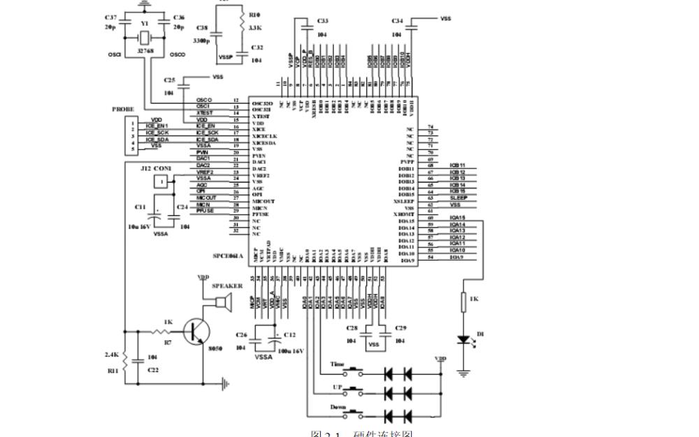 如何使用單片機進行作息時間控制鐘系統的設計資料