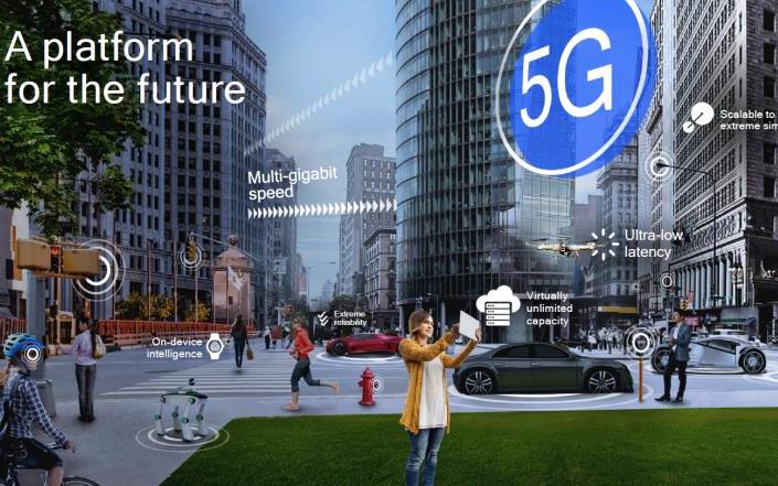 "5G的""高速公路?#34987;褂心?#20123;问题需要解决?"