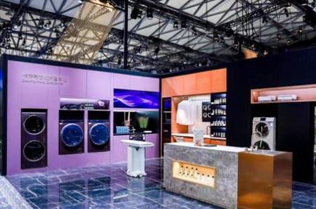 卡萨帝智慧单品发力 洗衣机市场份额升至79%