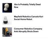 第一代社交机器人已死 商业模式错误还是生不逢时