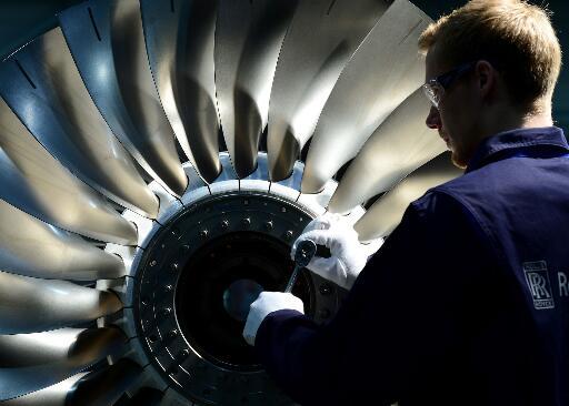 珍珠15量产发动机已正式完成了环球6500公务机的调试安装