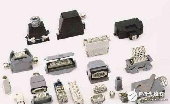 工业连接器连接方式