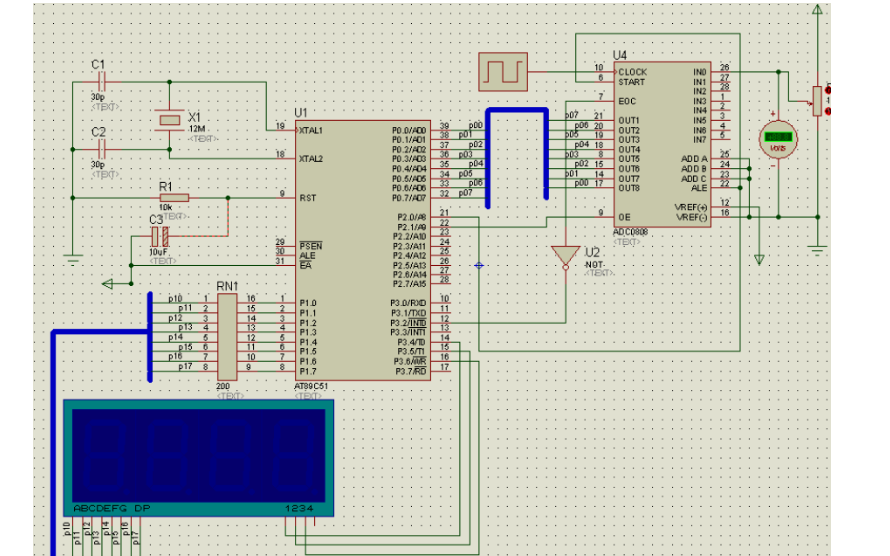 模數轉換器ADC的應用和函數定義等資料說明