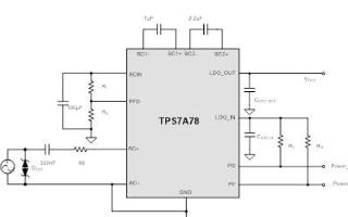 電容AC-DC電路等效成恒流源的意義