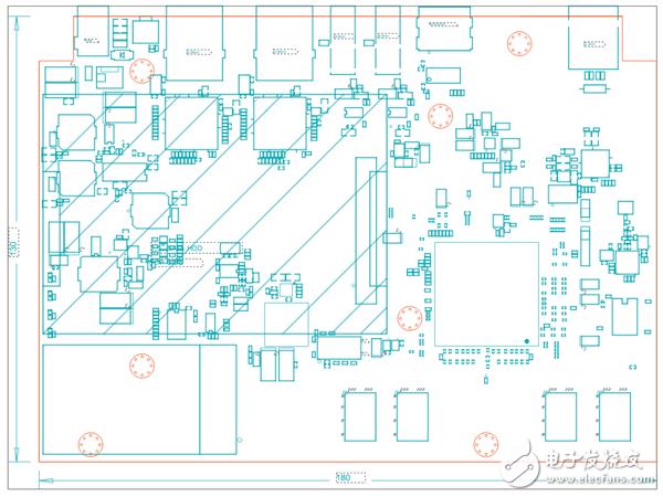 Allegro导入DXF文件的详细步骤