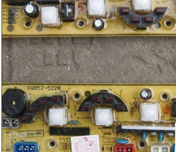 洗衣机电路板维修有哪些方法?