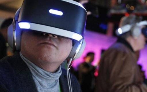 索尼触觉反馈手套专利 虚拟现实更近了