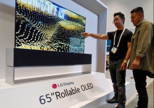 """连续增长超10% OLED成为电视厂商利润""""奶牛..."""