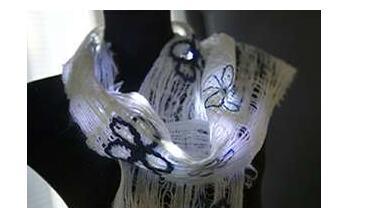 LED技术将颠覆纺织工业