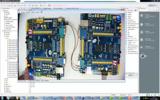 正点原子开拓者FPGA Qsys视频:CAN通信实验