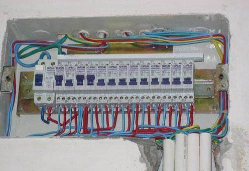 常见的几种电路故障