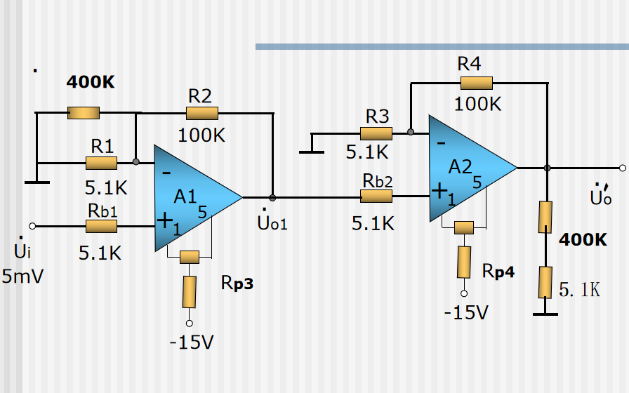 模拟电路实验教程之负反馈放大器的详细资料说明