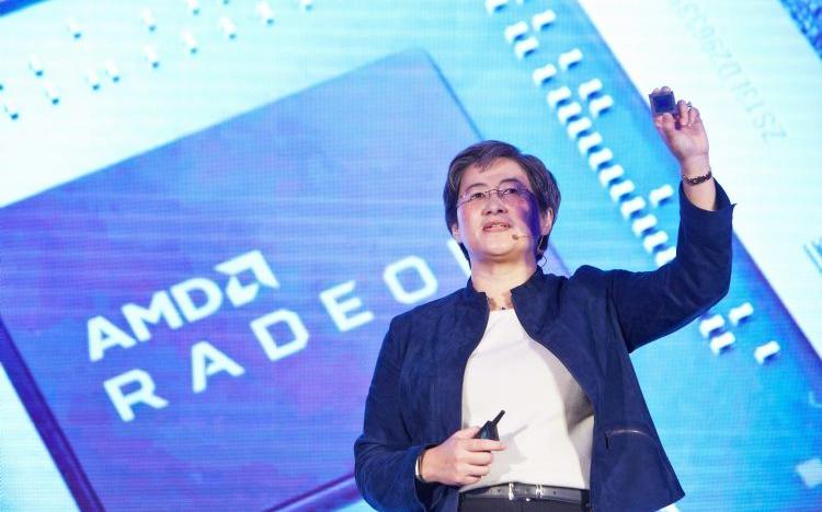 AMD在2019年7纳米产品全面放量 对比英特尔产品有底气