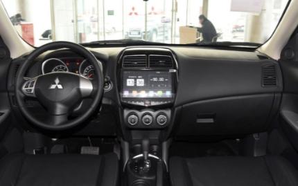 日系工艺SUV 10英寸超大触控视觉效果非凡