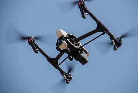 无人机市场的爆发 引起了安防行业的重视