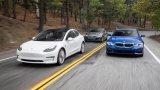Model3再一次荣登MotorTrend最佳细分类车型宝座