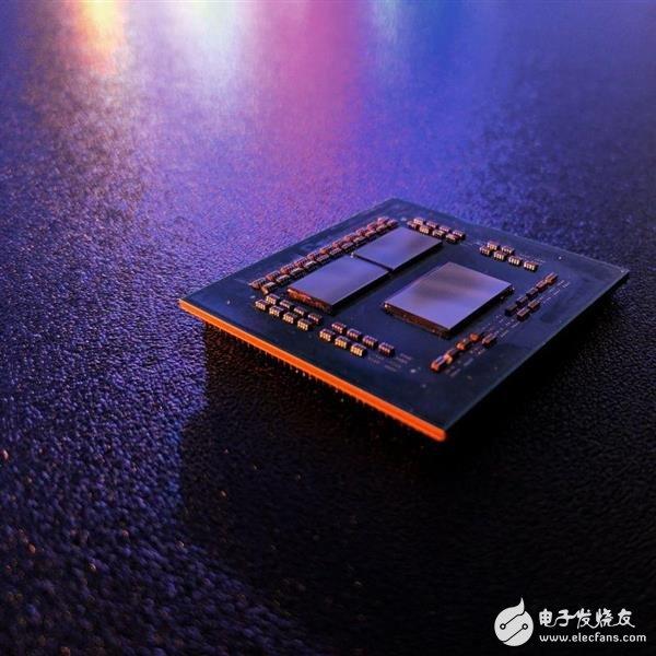 AMD16核的Ryzen9CPU水冷超频测试 跑...