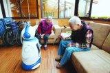 政策和市场的助推 养老机器人的发展仍面临着种种困局