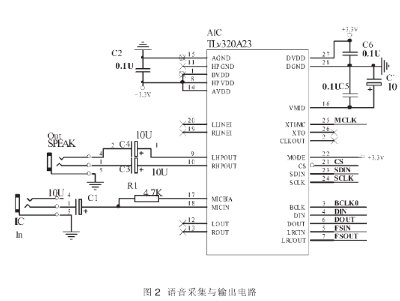 如何使用DSP和CPLD进行语音处理系统的设计资料说明