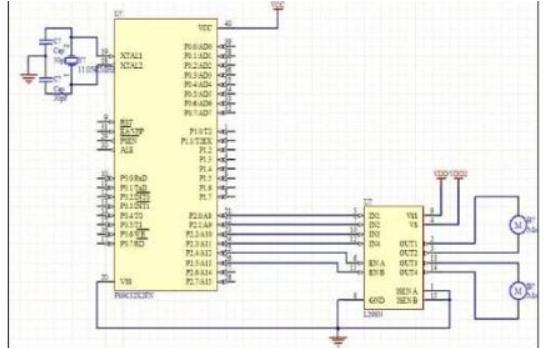 使用51单片机进行PWM程序控制智能小车程序免费下载