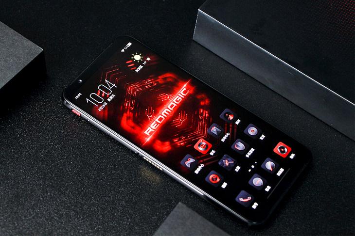紅魔3評測 最強電競游戲手機