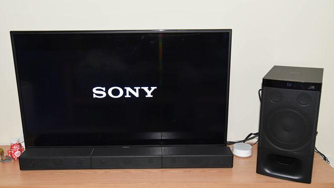 索尼HT-S500RF回音壁评测 一款综合水准很不错的回音壁产品