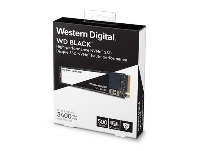 西部数据BlackNVMeSSD1TB评测 性能...