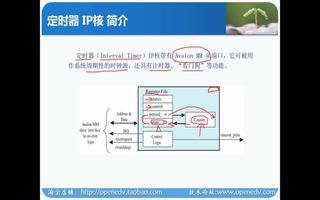正点原子开拓者FPGA Qsys视频:定时器 IP核
