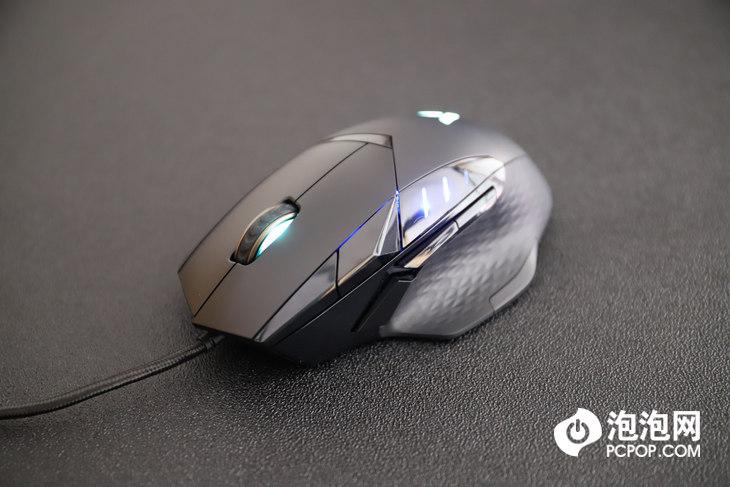 雷柏VT300S鼠标评测 高性价比电竞游戏鼠标