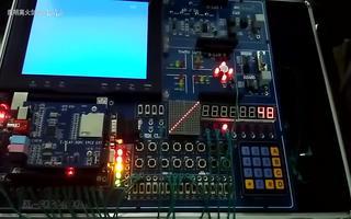 利用VHDL语言的FPGA试验箱设计洗衣机模拟程序