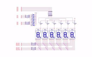 锆石FPGA A4_Nano开发板视频:数码管进阶