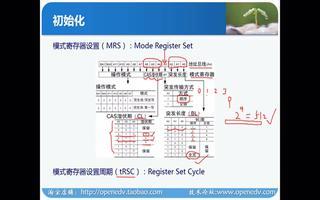 正点原子开拓者FPGA:SDRAM时序操作
