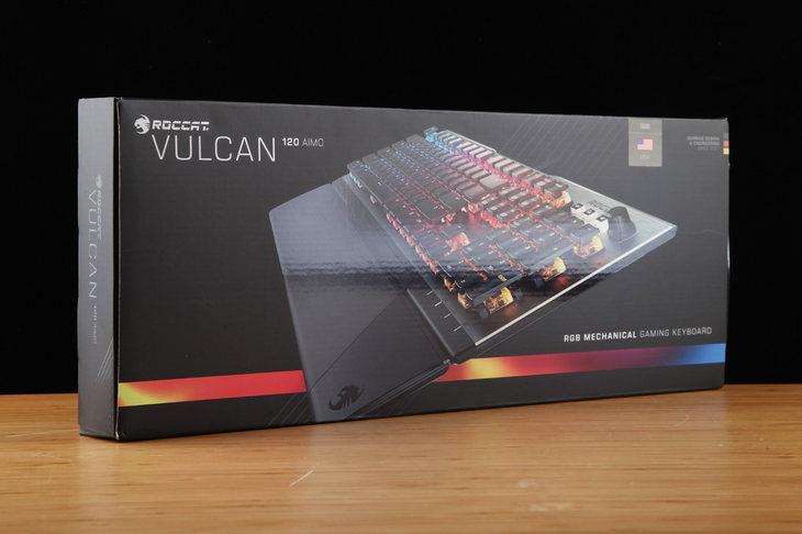 冰豹瓦肯VulcanAIMO120机械键盘评测 手感和使用体验都让人非常满意