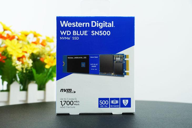 西部数据蓝盘SN500固态硬盘评测 同类PCI-...