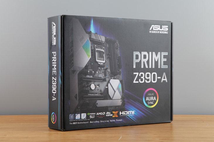 华硕PRIMEZ390-A主板评测 仍然拥有同价位产品中相当优秀的做工和设计水准