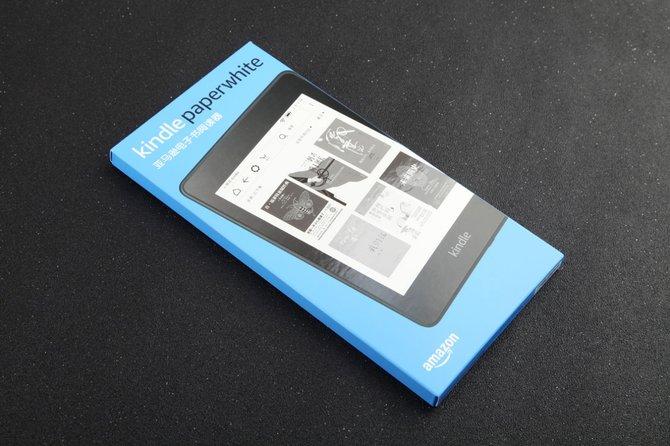 亚马逊全新的KindlePaperwhite评测:出现的恰到好处