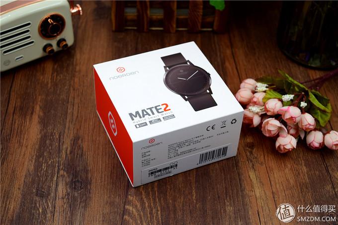 牛丁MATE2智能手表体验 将传统机械手表和智能手环进行了完美结合