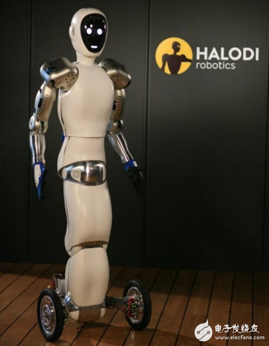 EVE r3让实验室机器人研发变得更加容易