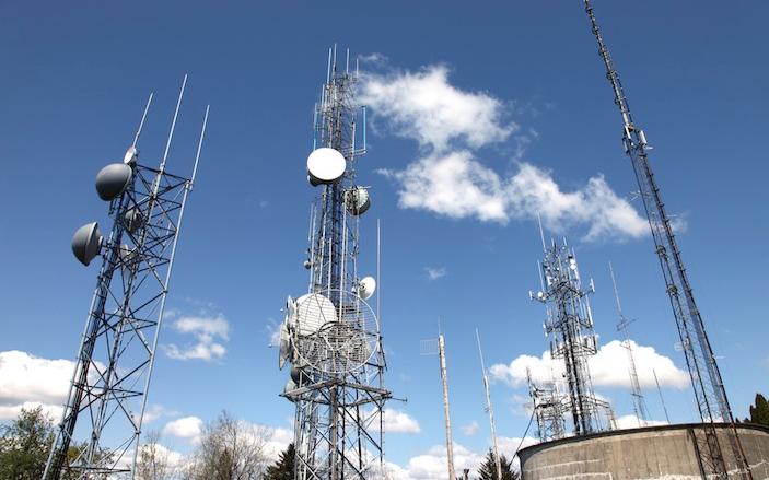 5G建設大規模啟動 移動通信基站產量上月增長17...